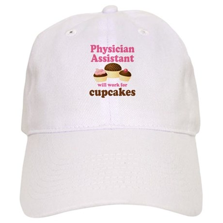 Funny Physician Assistant Cap