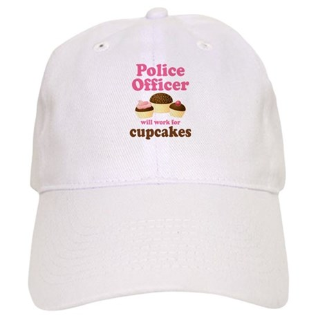 Funny Police Officer Cap