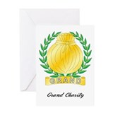 Grand Charity Greeting Card