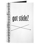 Got Sticks? Journal