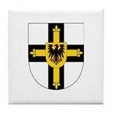 Teutonic Knights Tile Coaster