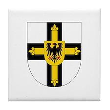 Teutonic Knights Tile Coaster