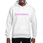 Jesus Loves ME! Hooded Sweatshirt