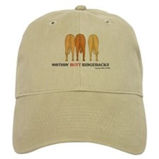Nothin' Butt Ridgebacks Baseball Cap
