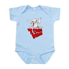Zombie Bunnie Infant Bodysuit