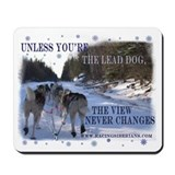 Lead Dog Mousepad