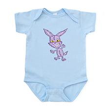 Vintage Evo the Evil Easter B Infant Bodysuit