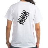 Cute Tire tread Shirt