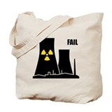 Nuclear Reactor FAIL Tote Bag