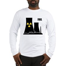 Nuclear Reactor FAIL Long Sleeve T-Shirt