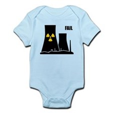 Nuclear Reactor FAIL Infant Bodysuit
