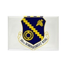 98th Bomb Wing Rectangle Magnet (100 pack)