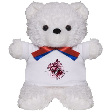 Head Neck Cancer Advocacy Teddy Bear