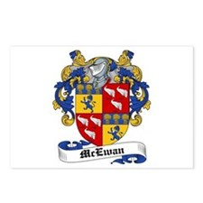 McEwan Coat of Arms Postcards (Package of 8)