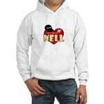 NCIS LA Nell Hooded Sweatshirt