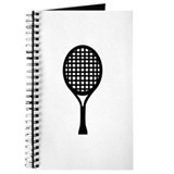 Tennis racket Journal