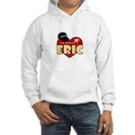NCIS LA Eric Hooded Sweatshirt