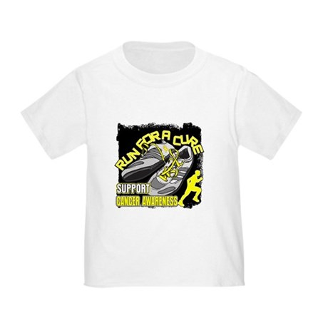 Bladder Cancer Walk For Cure Toddler T-Shirt