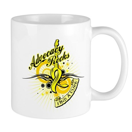 Bladder Cancer AdvocacyRocks Mug