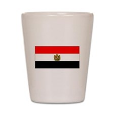 Egypt Egyptian Blank Flag Shot Glass