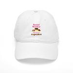 Funny Social Worker Cap