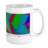 Cute Abstract Coffee Mug