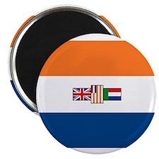 "South Africa Flag 2.25"" Magnet (10 pack)"