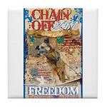 Chain Off 2011 Tile Coaster