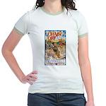 Chain Off 2011 Jr. Ringer T-Shirt