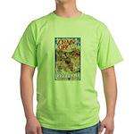 Chain Off 2011 Green T-Shirt