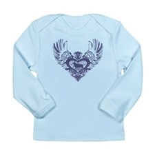 Corgi Long Sleeve Infant T-Shirt