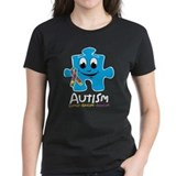 Autism Cartoon Puzzle Piece Tee