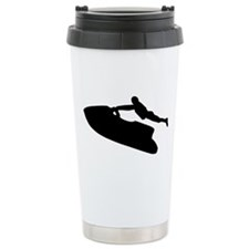 Jet ski Ceramic Travel Mug