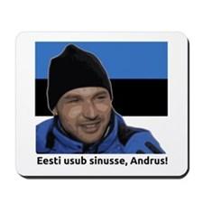 Unique Estonia Mousepad