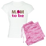 """Mom to be"" pajamas"