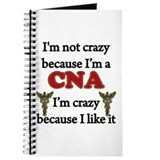 Cute Cna Journal