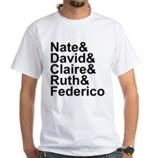 Six Feet Under Names Shirt