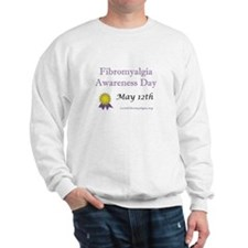 Fibro Awareness Day Sweatshirt