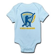 Cricket India Champions Infant Bodysuit
