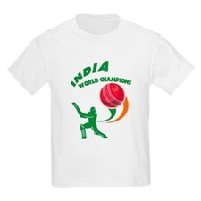 Cricket India Champions T-Shirt