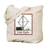 Tube Radio Tote Bag