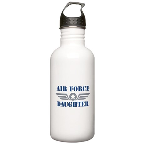 Air Force Daughter Stainless Water Bottle 1.0L