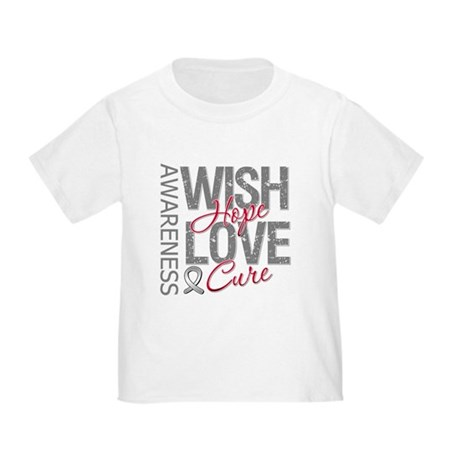 Diabetes Wish Hope Cure Toddler T-Shirt