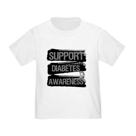 Diabetes Awareness Toddler T-Shirt