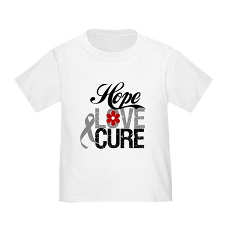 Diabetes Hope Love Cure Toddler T-Shirt