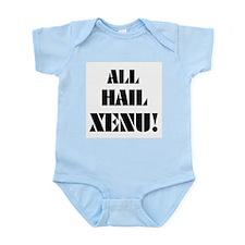 HAIL XENU! Infant Creeper