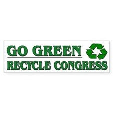 Go Green - Recycle Congress