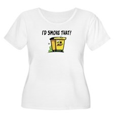 I'd Smoke That Bee Hive T-Shirt