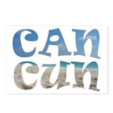 Cancun Postcards (Package of 8)
