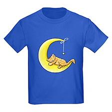 Tabby Kitten Lunar Love T